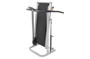 Exerpeutic 260 Manual Treadmill with Extended Safety Handles and Pulse