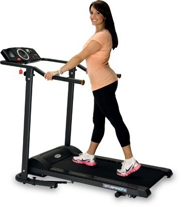 """Exerpeutic 400XL """"Fitness Walking"""" Electric Treadmill"""