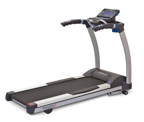 Goplus Treadmill Desk: LifeSpan TR5000i Non-Folding Treadmill